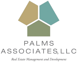 Palms Assoc LLC logo vertical