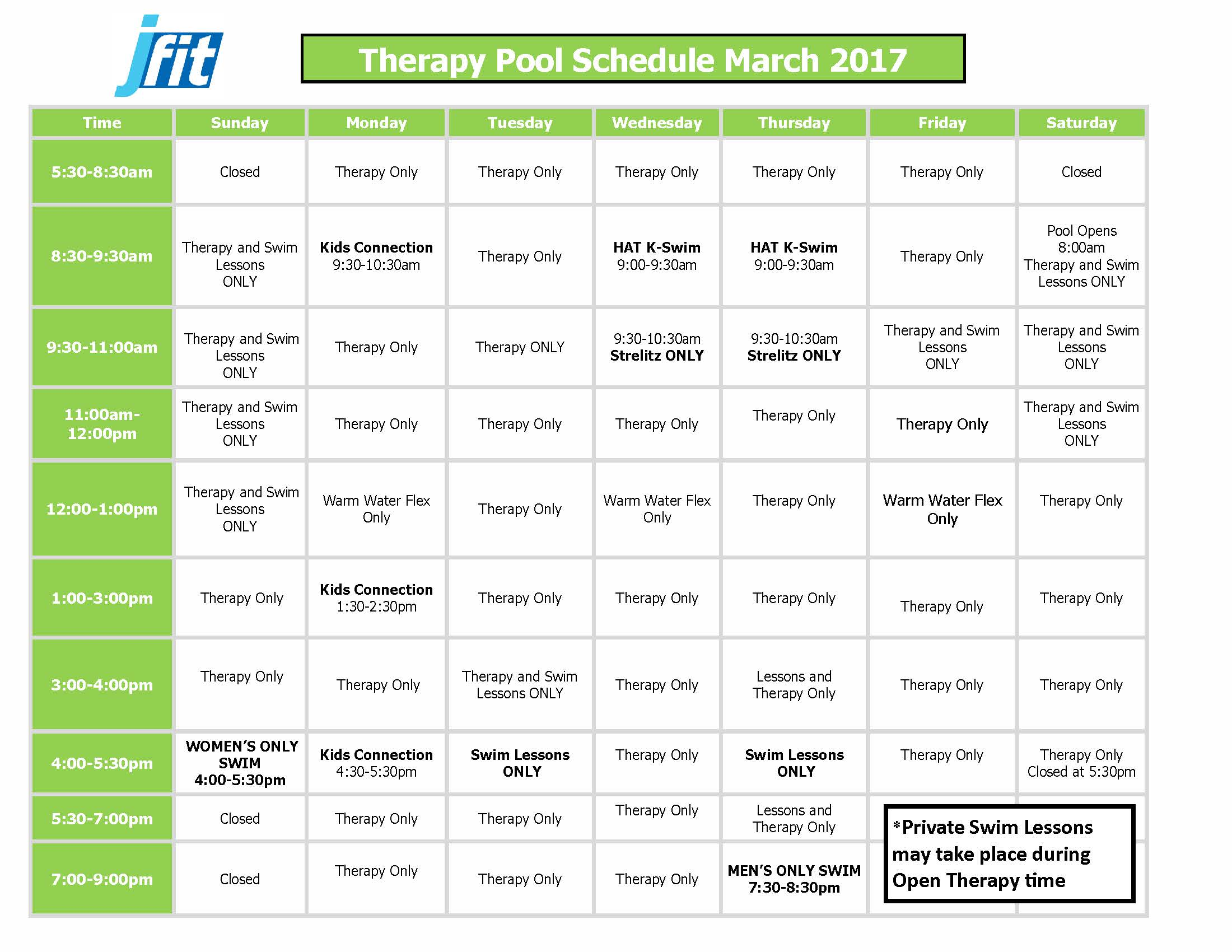 March 2017 Therapy and Lap Pool Schedule_Page_2