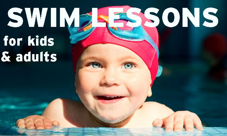 Swim Lessons for slide show