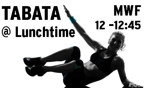Tabata for Slide show