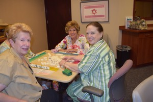 Nona and friends mahjong