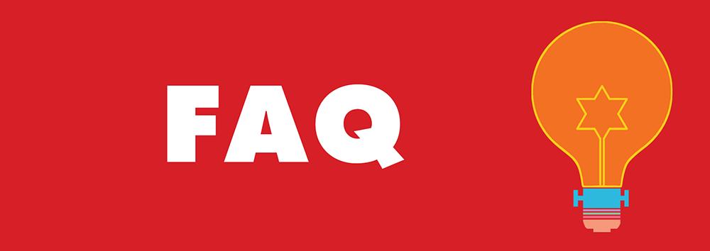 Limmud logo web FAQ